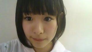 2017/4/14 19:02~ NGT48 チームNⅢ 高倉萌香のSHOWROOM配信.