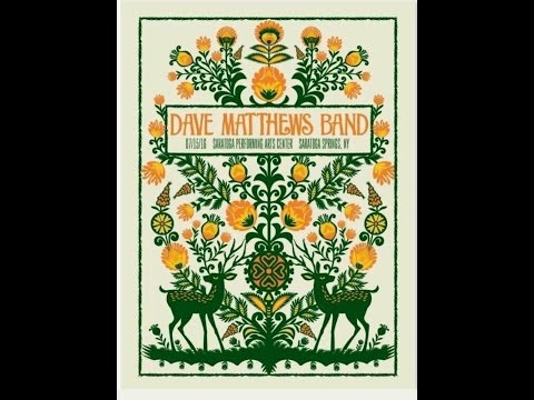 Make Dave Matthews Band at SPAC (N1) -- July 15th, 2016 (AUDIO - Full) -- Taped by Chris Drews Pictures