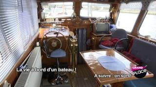 La vie à bord d'un bateau