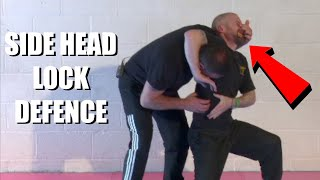 Destroy the Attacker's Side Head Lock *DEVASTATING* | Sifu Steven Burton