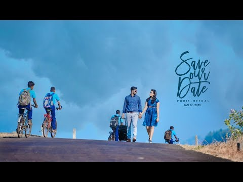Best  || cinematic || Wedding Invitation video || Save The date video || 2018 ||
