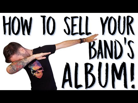 HOW TO SELL YOUR ALBUM - WHEN SHOULD YOU START PROMOTING YOUR MUSIC?