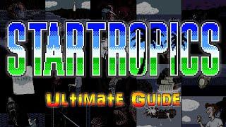 #StarTropics #NES #RetroGamingHistory StarTropics NES  - Retrospective + Ultimate Walkthrough!