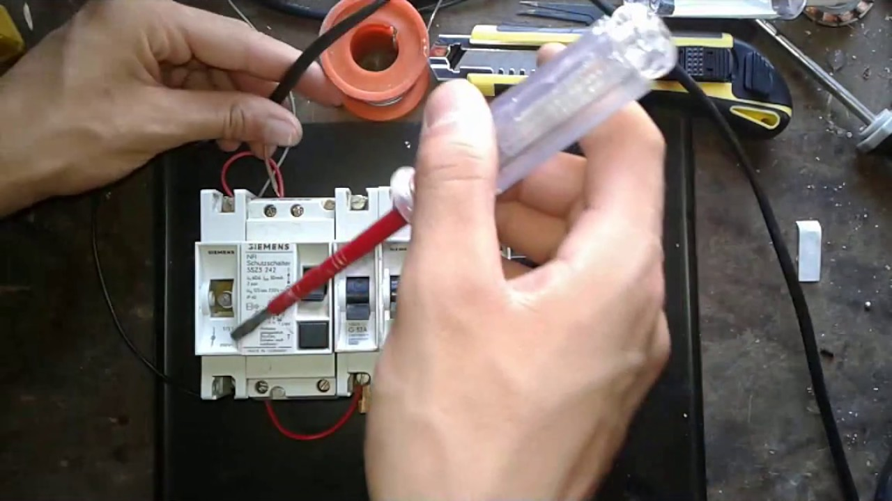 small resolution of wiring a single phase house circuit breaker panel
