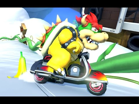 mario kart 8 deluxe mirror special cup bowser gameplay youtube. Black Bedroom Furniture Sets. Home Design Ideas