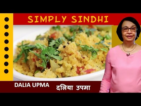 Best Dalia Upma (Masala Broken Wheat) By Veena