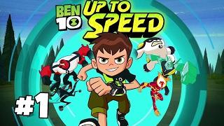 Ben 10 - UP TO SPEED - Part 1 (iOS Gameplay)