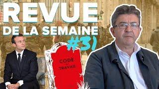 #RDLS31 : LÉGISLATIVES, CODE DU TRAVAIL, ÉTAT D'URGENCE, ORDONNANCES DE MACRON
