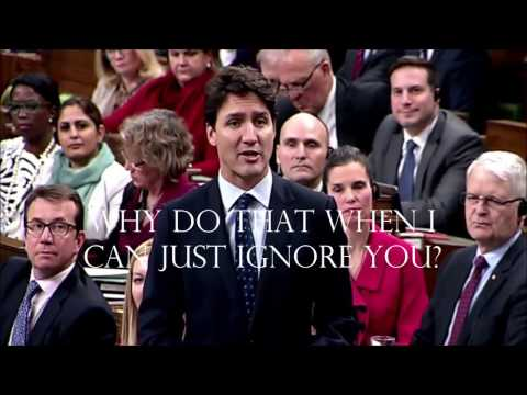 Insanity in Canada\'s House of Commons!