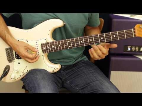 Scorpions - Rock You Like A Hurricane - Guitar Lesson