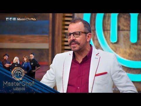 ¡El Chef Benito regañó sin piedad a Stanley! | MasterChef México