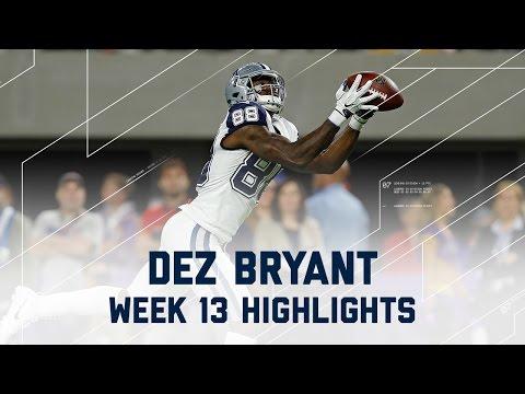 Dez Bryant Amazing 84 Yards & 1 TD! |...