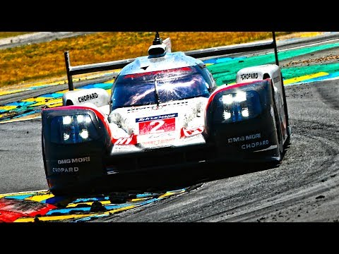 Porsche: Road To Winning Le Mans 2017  Documentary On Coming From Last To First At Le Mans CARJAM