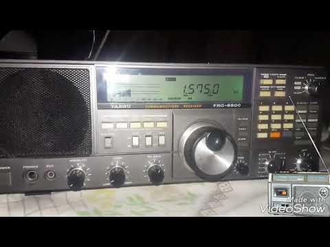 1575 kHz MW-DX (12.288 KM) Radio Farda - United Arab Emirates (Trans-atlantic MW)