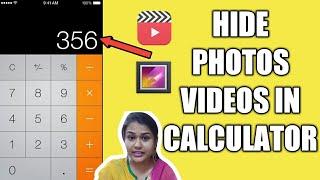 Video & calculator photo Secret