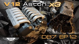 How I got 3 V12 in my garage : Aston Martin DB7 Ep12