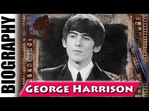 English Musician George Harrison