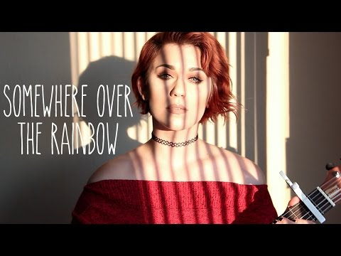 Somewhere Over The Rainbow - The Wizard of Oz (Cover by Brittany J Smith)