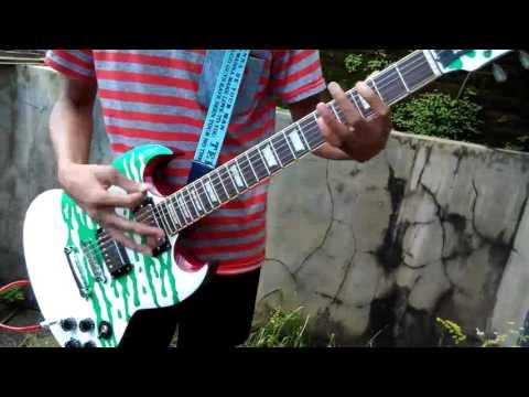 Superman Is Dead - Punk Hari Ini Guitar Cover by Abas Ryan