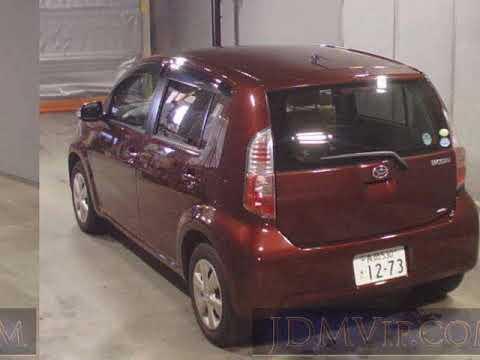 2007 DAIHATSU BOON  M310S