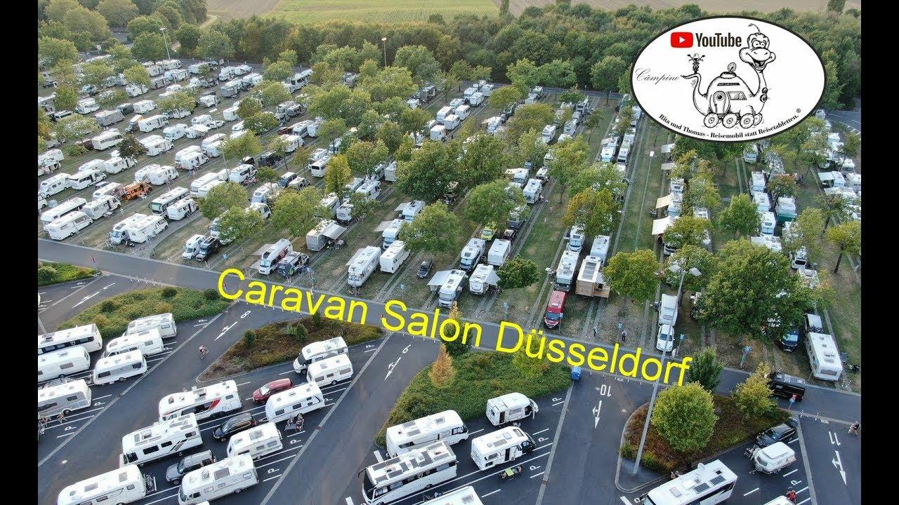 Caravan- Salon Düsseldorf 2019 - Weitere Impressionen der ...