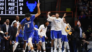 Buffalo shocks Arizona with an 89-68 upset win in the First Round