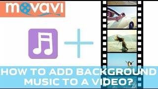 كيفية جعل الفيديو مع الموسيقى ؟ - Movavi Video Suite 14