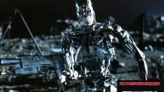 Терминатор 2: Судный день.Вступление Terminator 2: Judgment day Intro