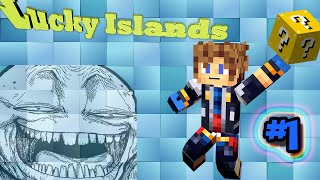 Minecraft | EL ESCONDITE ! | Minijuego LUCKY ISLANDS