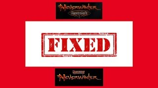 IT IS FIXED - Patch Notes Fix Companion Tokens & More In Neverwinter Ravenloft