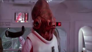 Звездные Войны Эпизод VI Взрыв Звезды Смерти 2 (HD)