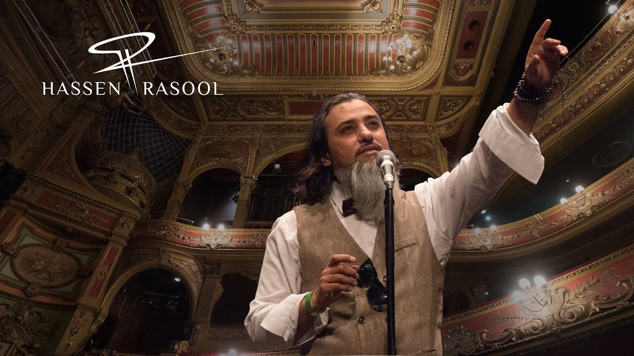 Hassen Rasool - Laughing in the Face of Hate