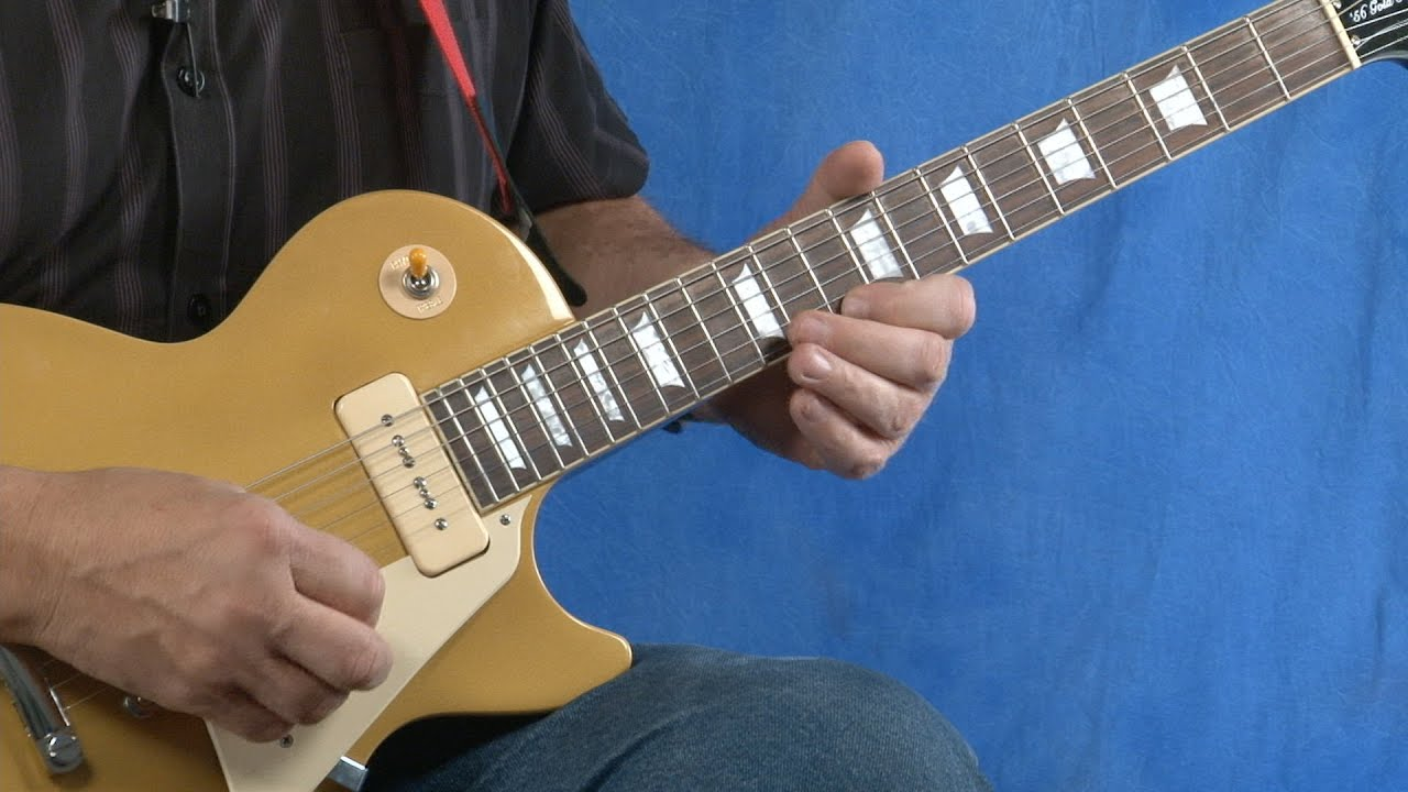 beginner blues guitar lesson youtube. Black Bedroom Furniture Sets. Home Design Ideas