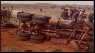 Mad Max 2 / The Road Warrior Tanker Stunt - Behind The Scenes