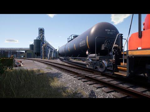 Train Sim World 2020 : Ethanol Loading Introduction |