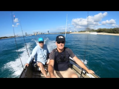 A Couple Of Days Fishing The Gold Coast Broadwater
