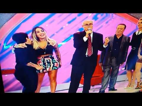 Eduardo Suplicy no Raul Gil.....fera!!!