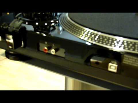 Musi Hall USB-1 giradiscos