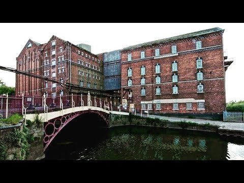 Abandoned Flour Mill (Machinery In Tact w/ Five Floors) - URBEX UK