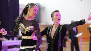 Audric & Camille, FRA | 2015 Youths C Latin | Finale ChaCha