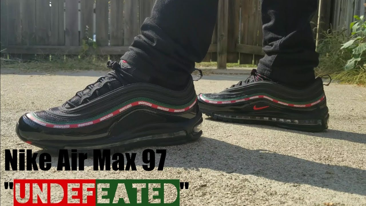 nike mens air max 97 undefeated