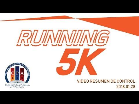 5k Facultad de Ciencias Administrativas - Video de Control