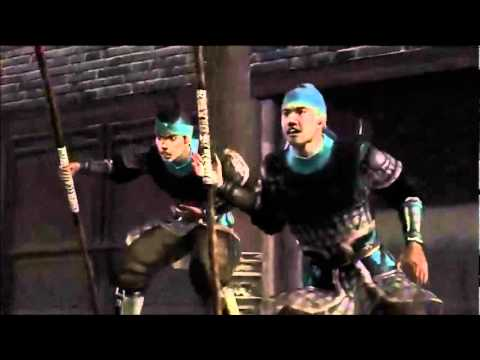 Dynasty Warriors 7 Jin Cutscene: The Emperor's Answer