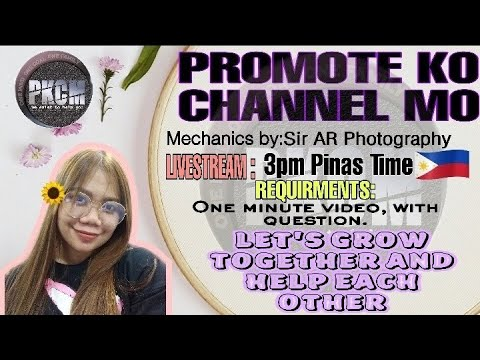PKCM PROMOTE KO CHANNEL MO |DAY5