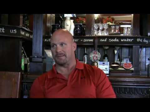 Stone Cold dismisses rugby and admits Beckham's hot!