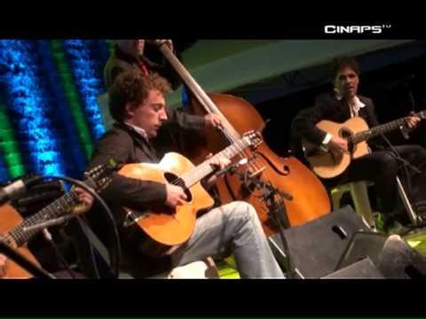 Les Doigts De L'Homme LDDLH 2010 08 09 Festival Jazz De Coti Chiavari Cinaps TV Program