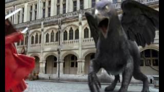 Мерлин (1-3 сезон) полная версия клипа