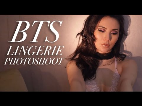Behind The Scenes (BTS) Lingerie Photoshoot   FITRIA YUSUF (Bahasa Indonesia) thumbnail