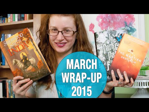 March 2015 Reading Wrap-up