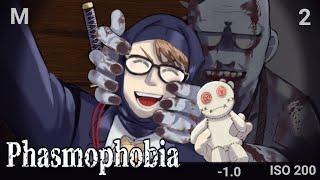 【Phasmophobia Lv334】幽霊調査 1 周年 →その後0時から雑談